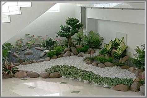 taman kecil rumah