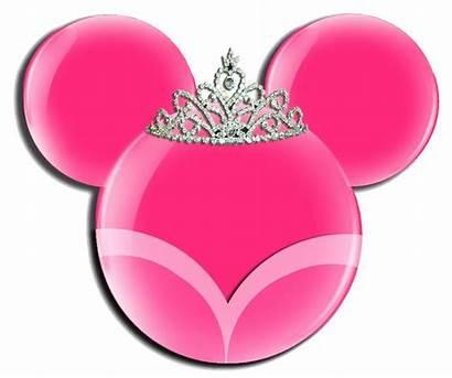 Minnie Mouse Mickey Princess Disney Head Aurora