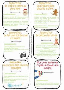 Calendrier De L Avent Pour Bebe : calendrier de l 39 avent a t l charger gratuitement ~ Preciouscoupons.com Idées de Décoration
