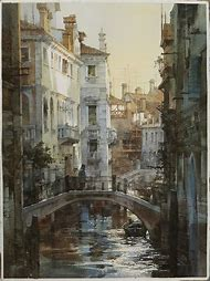 Chung-Wei Chien Watercolor