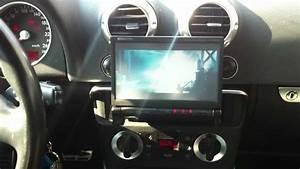 Audi Tt 8n  U0026 Kenwood Kvt-526 Dvd Moniceiver