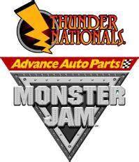 monster truck show grand rapids mi monster jam thunder nationals discount and giveaway
