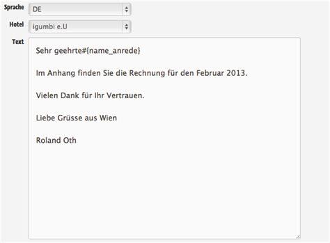 personalisierte deutsche anrede  email vorlagen und