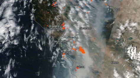 nasas terra satellite captures  scene  intense