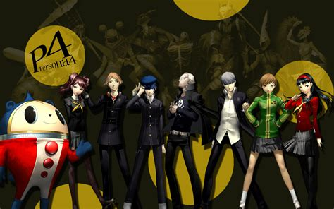 Persona 4 The Animation Wallpaper - sweet persona 4 desktop wallpaper shin megami tensei