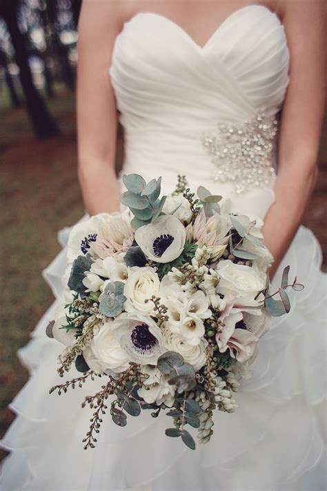 lovely bridal blooms