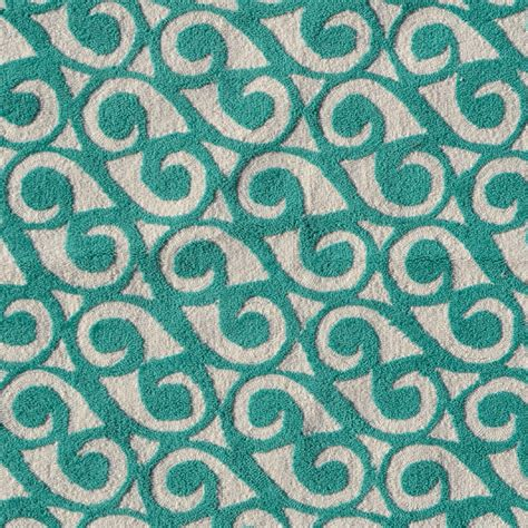 teal accent rug yang teal rug by pop accents rosenberryrooms