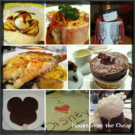 disney cuisine 5 reasons why you don 39 t need to enjoy disney cruise line