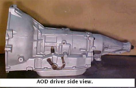 Ford Aod Transmission by Forde Aod Transmission