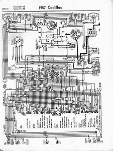 Wiring Diagrams For The 1957-1965 Cadillac Images