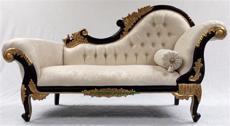 Ornate Sofa Large Antique Old Gold Copper French Ornate