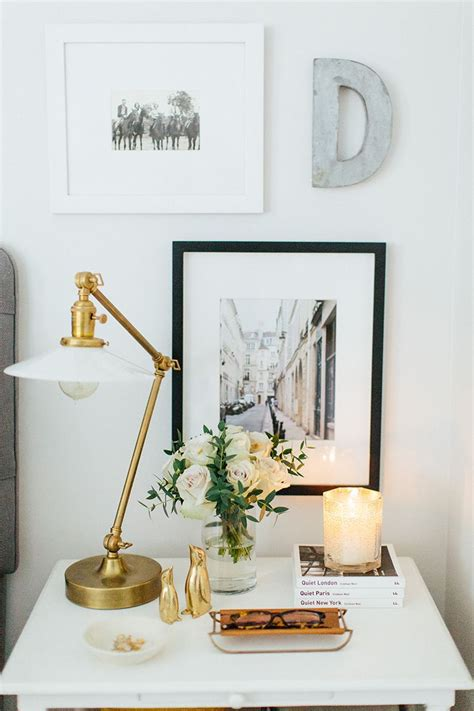 Decorating Ideas Your Bedside Table by Cofounders Chicago Home And Office Tour For The Home