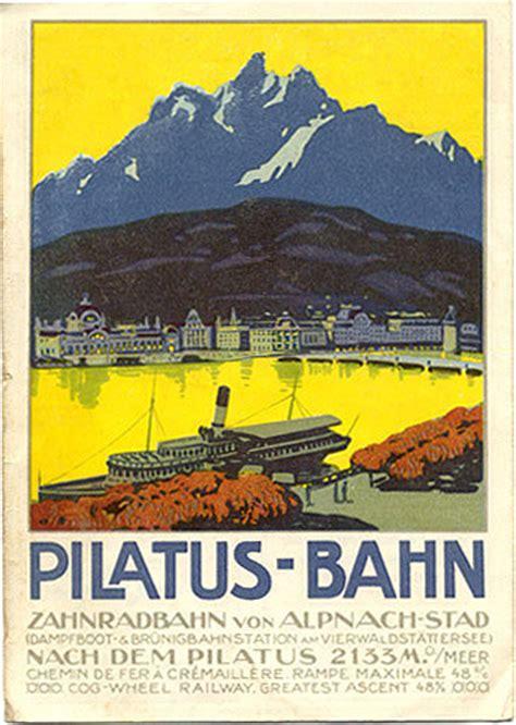 swiss siege pilatus bahn circa 1912