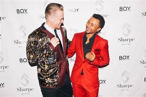 Sharpe Suiting Launches Ready-to-Wear Collection at L.A. B ...