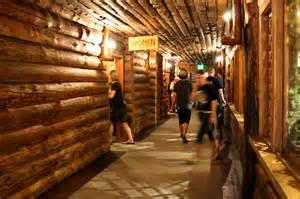 Log Cabin Floor Plan Faithful Inn The Pig