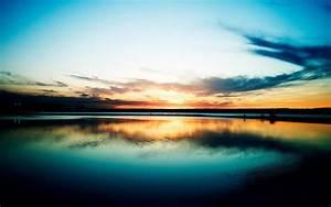 INTERNETS MAGIC: High Definition Sunset Wallpaper