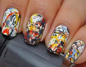 abstract nail ideas 20 creative and unique nail designs