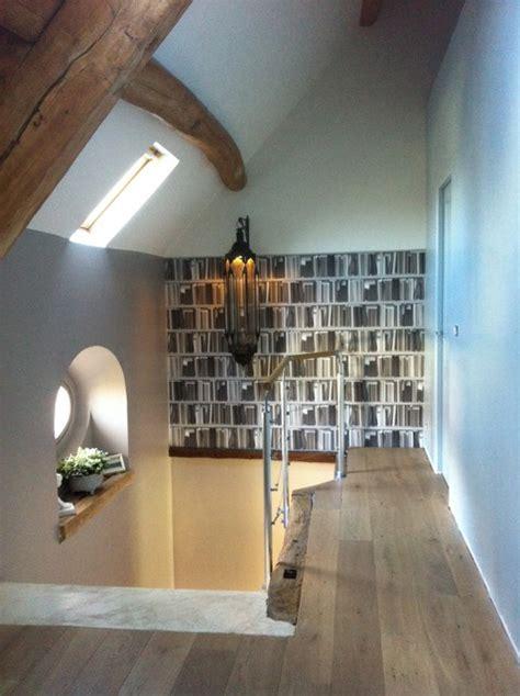 renover des armoires de cuisine décoration palier et montée d 39 escalier éclectique