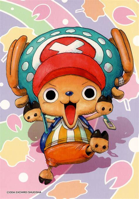 tony tony chopper  piece zerochan anime image board