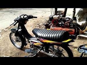 Modifikasi  Modifikasi Motor Astrea Legenda