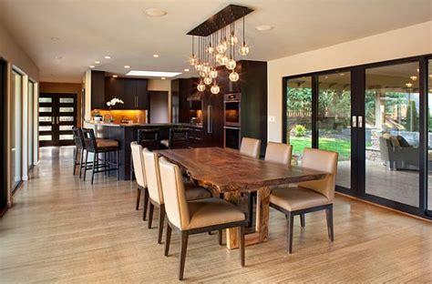 ultra modern dining room lighting ideas decoist