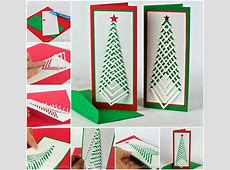 How To Make Chevron Christmas Cards Pictures, Photos, and