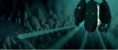 Atlantis Lost Empire Disney Scene Crystal Kida