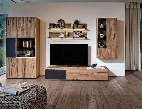alpin wohnzimmer naturholzmoebel  eiche altholz