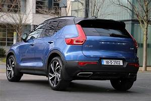 Volvo XC40 Review Carzone New Car Review