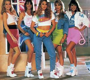 80's fashion trends | Fashion | 80's 70's style ...