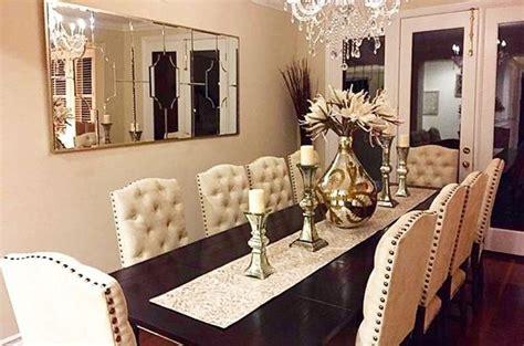 decoracion de comedores  espejos  como organizar