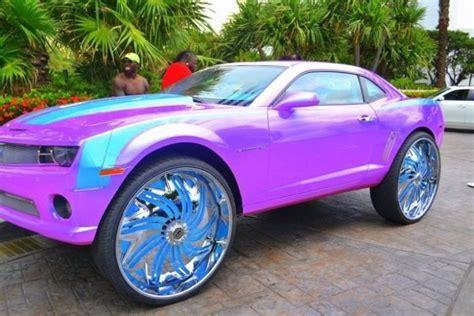 Think Im A Bit Blind But Still Pretty Cool! Purple Cars
