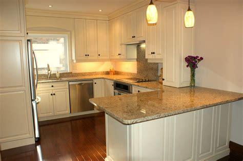 Kitchen Peninsula by Peninsula Modern White Kitchen Ideas House