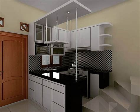 71  Desain Dapur Minimalis Modern, Sederhana Sangat Mewah 2017