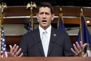 Paul Ryan Serves Warning to Obama: 'He Can't' Close Guantanamo