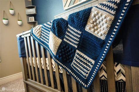 creightons blanket  stitch sampler crochet pattern