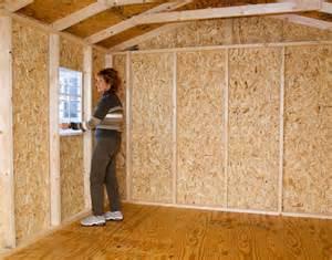 best barns elm 10x12 wood storage shed kit