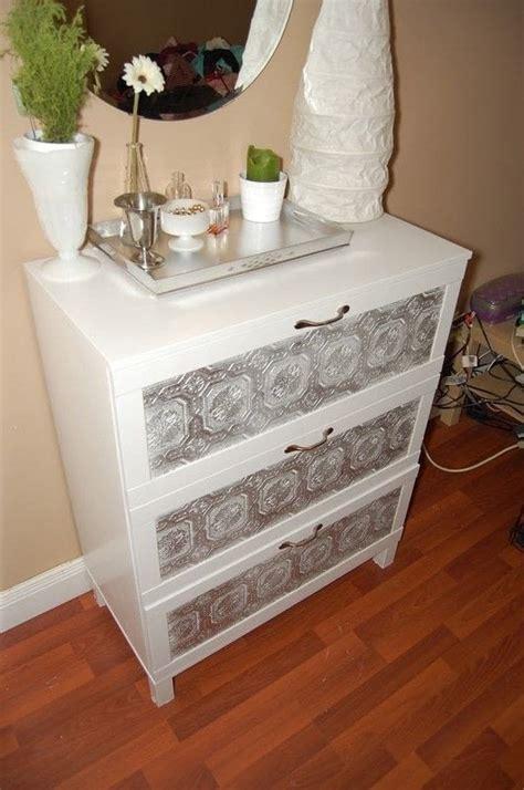 ikea dresser hack  drawer decorating  cut
