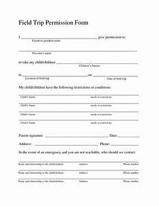 field trip permission form printable wwwimgkidcom With slip sheet document