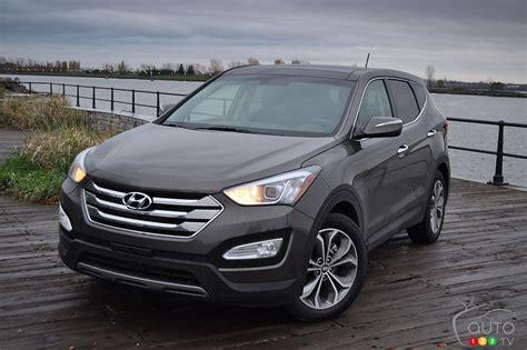 Hyundai Santa Fe 2013 Review