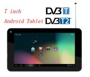 7in android tablet android tvpad 7 inch wifi digital tablet dvb t2 for