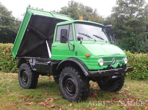 Sonstige Mercedes Unimog 406 Agrar Traktor