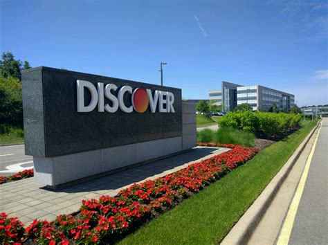 Discover Financial Services Corporate Office and ...