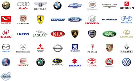 List Of All Vehicle Makes And Modelshtml  Autos Weblog