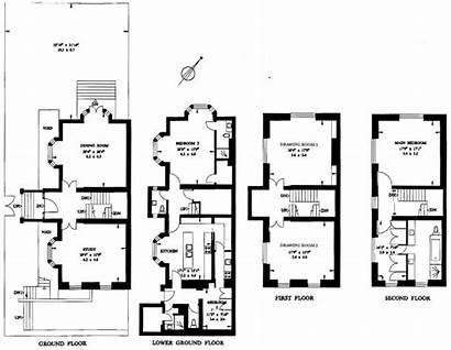 Tom London Townhouse Ford Floor Plan Paris