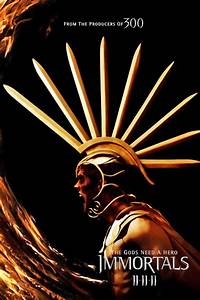 greek myth - Who is the god on the Immortals poster ...