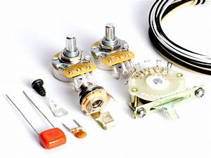 Toneshapers Wiring Kit  Telecaster  Ss2  4
