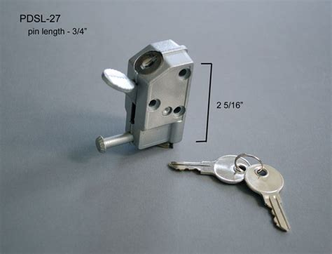 pdsl  patio doors locks keepers aa window parts hardware