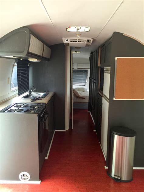 inside my airstream trailer remodel global girl travels
