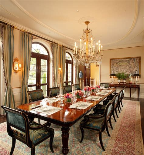 formal dining room design  decor ideas